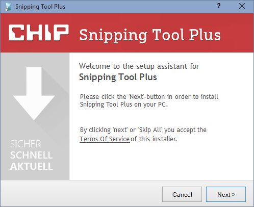 CHIP Installer Software