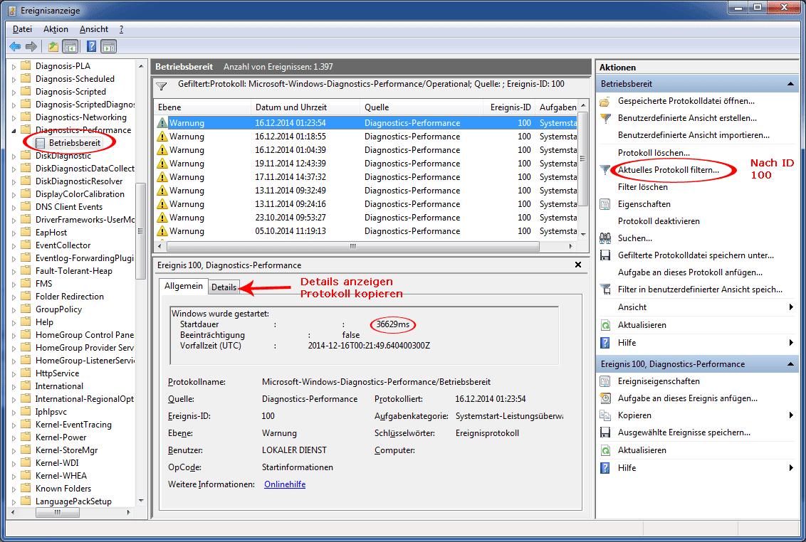 eFast Browser entfernen